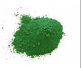 Изумрудный зеленый