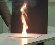 Самовоспламенение фосфора