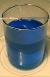 голубой раствор
