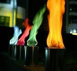 окраска пламени