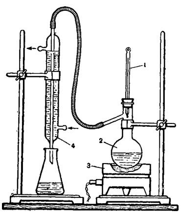 Получение бензола и толуола