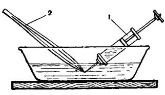 Ванна для вытягивания волокна