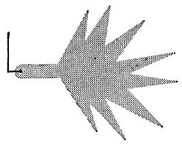 Форма цинкового катода для электролиза соли свинца